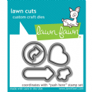 Lawn Cuts Custom Craft Die Push Here